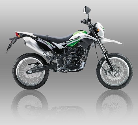 Pilihan Warna New 2016 Kawasaki D-Tracker 150 dan SE ...
